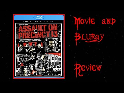 Assault On Precinct 13 (1976) - Movie/Blu-ray Review