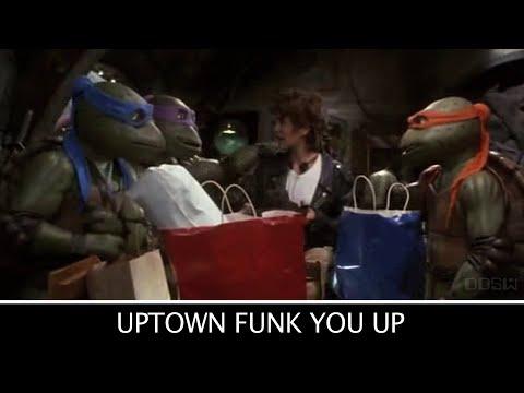 280 فيلم يغنون Uptown Funk لمارك رونسون وبرونو مارس