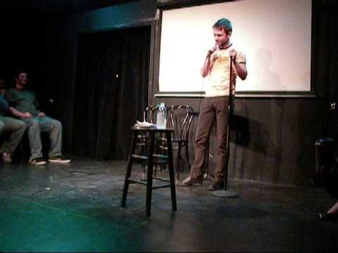 Chris Hardwick - Comedy Death Ray - UCBTLA - 12/01/09 (Part 2 of 2)