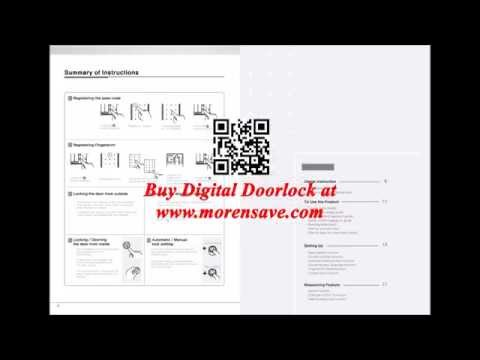 Gateman F10 Installation user manual  & instructions & guide book (English)