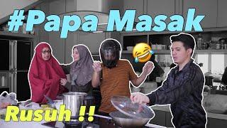 Video Pake Helm? Wisnu Mau Masak atau Ngapain, Sih? MP3, 3GP, MP4, WEBM, AVI, FLV April 2019