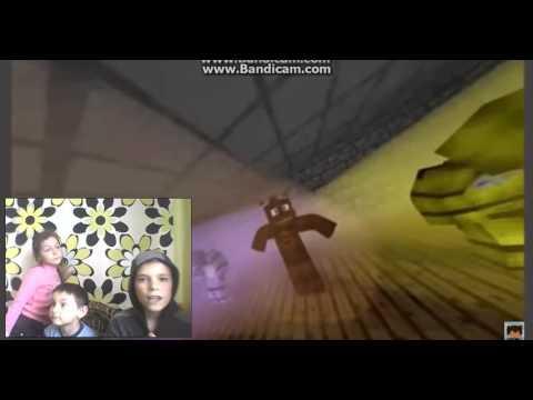 песня Just Gold Five Night At Freddy 's майнкрафт (видео)
