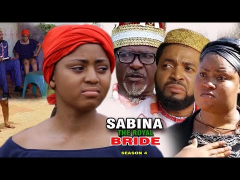 Sabina(The Royal Bride) 4 - Regina Daniels 2017 Nigerian Full Movie | Latest Nollywood Movies 2017