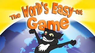 Video THE WORLD'S EASY-est GAME MP3, 3GP, MP4, WEBM, AVI, FLV Oktober 2017
