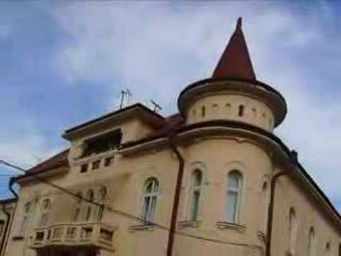Video of TIU Chernivtsi Backpackers