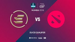 EPG vs Mahoney squad, ESL One Mumbai EU/CIS Quals, bo3, game 3 [4ce & Eiritel]