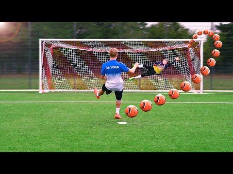 freekickerz vs freekicksRUS - Ultimate Penalty Shootout - Thời lượng: 4 phút, 11 giây.