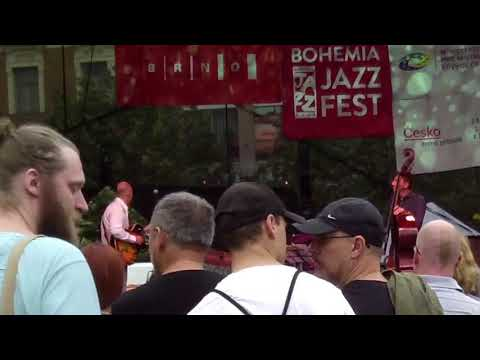 Tequilla by Adam Tvrdy Trio at Bohemia Jazz Fest 2018