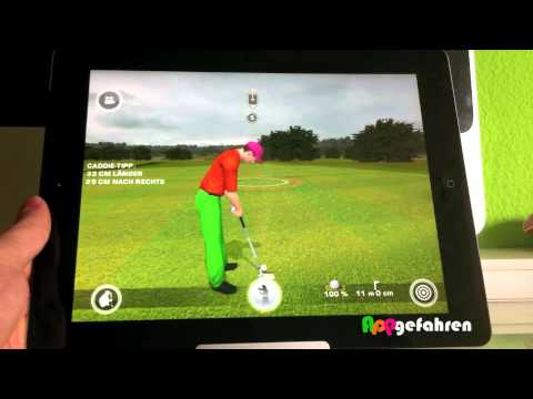 Tiger Woods PGA TOUR 12 Review (deutsch)