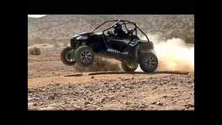 4. 2012 Arctic Cat Wildcat 1000 Test