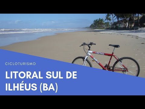 Cicloturismo em Ilhéus (BA) - pedalando no litoral sul