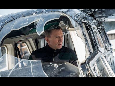 Preview Trailer 007 Spectre, trailer ufficiale italiano