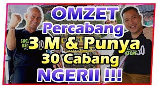 Video OMZET PERCABANG 3 MILIAR & Punya 30 CABANG. NGERIII !!! Ep. Bongkar Ajik Krisna (Part 3 of 3) MP3, 3GP, MP4, WEBM, AVI, FLV Desember 2018