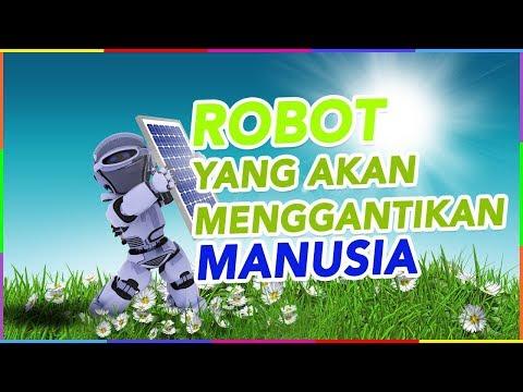 Avolusi mengerikan tentang robot cangih yang akan di ciptakan! siap gk siap