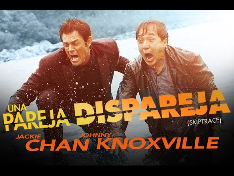 Una Pareja Dispareja (Skiptrace) - Trailer Oficial Subtitulado al Español