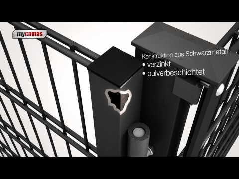 gartentor g nstig online ab 53 99 bei bestellen. Black Bedroom Furniture Sets. Home Design Ideas