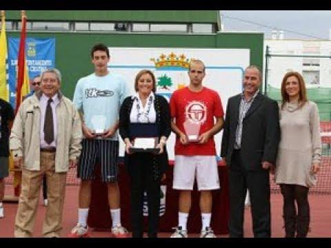 El sevillano Agustín Boje campeón de Andalucía Absoluto de Tenis celebrado en Isla Cristina