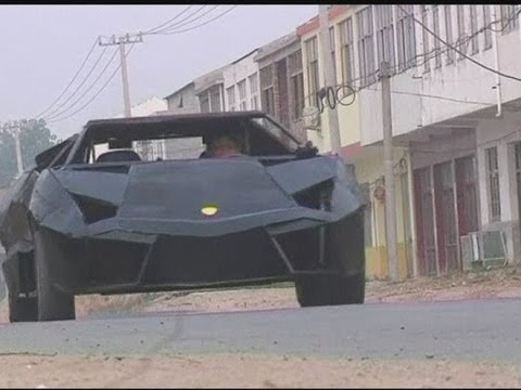 Lamborghini Reventon: MADE IN CHINA