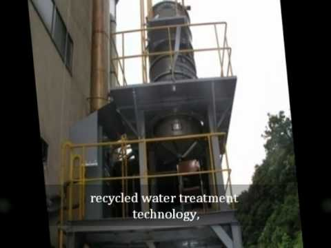 Aquacell : Sewage / wastewater treatment technology