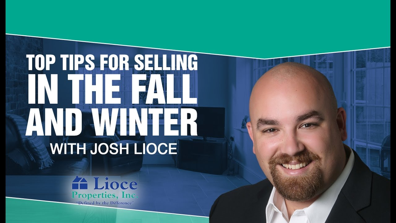 How Can You Successfully Sell Your Home in the Fall or Winter?