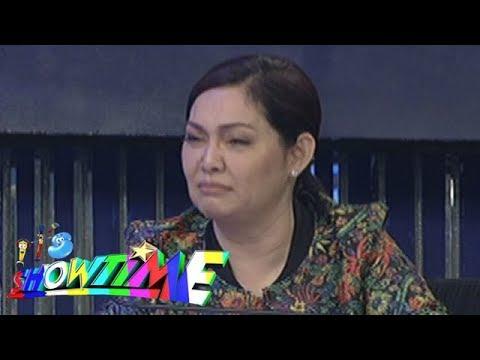 It's Showtime: Maricel Soriano on James Reid