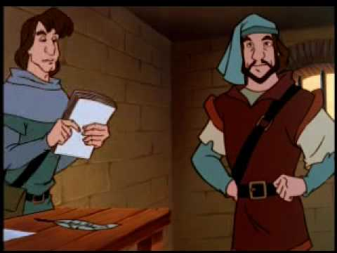 Animated Hero Classics: Marco Polo on DVD