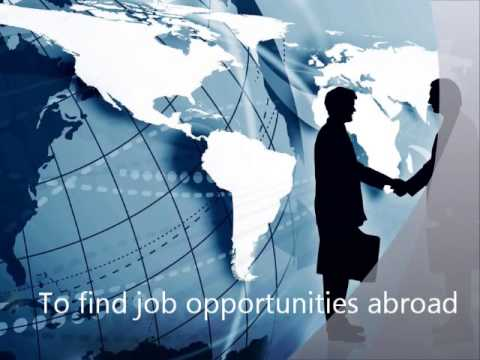GloCal Problem: Unemployment in Youth // Positive Solution: Find jobs opportunities abroad