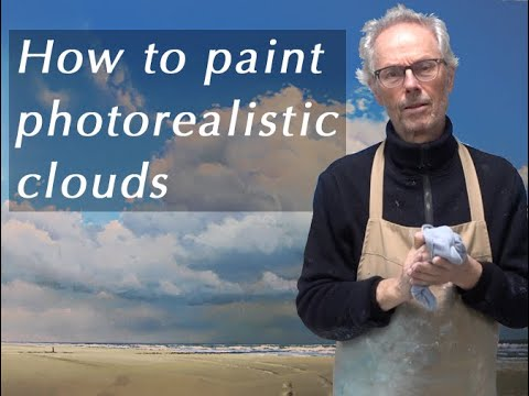 Painting clouds (English)