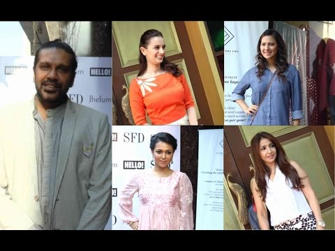 Jhelum Dalvi Host Star Studded Fundraiser Fashion Evening