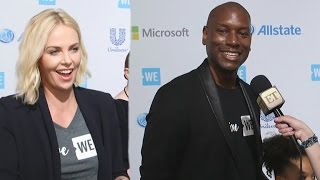 Nonton EXCLUSIVE:Tyrese Says Charlize Theron Brings 'Girl Power' to 'Fast & Furious 8' Cast! Film Subtitle Indonesia Streaming Movie Download