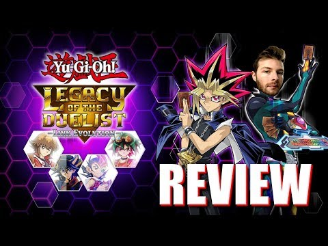 Yu-Gi-Oh! Legacy of the Duelist: Link Evolution (Nintendo Switch) Official Review