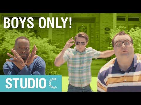 It's Boys Night! (a Song) - Studio C
