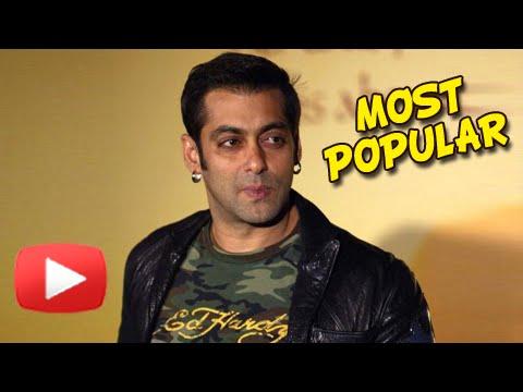 Salman Khan Beats Shahrukh And Aamir | Most Search