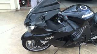 10. Zx-14 with muzzy system and mods