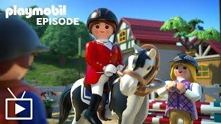 Video PLAYMOBIL Horse Farm - Anna and Jumper - The movie (english) MP3, 3GP, MP4, WEBM, AVI, FLV Juni 2018