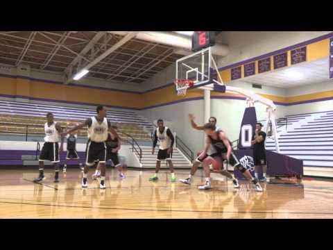 2014-15 Ouachita Baptist Tigers Men's Basketball