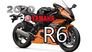 6. 2020 Yamaha YZF R6