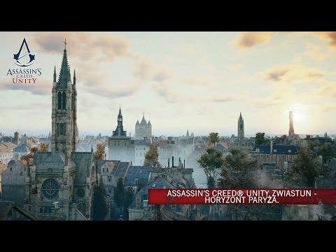 W grze Assassin's Creed Unitymasz do dyspozycji cały Paryż jako mijsce rozgrywki. Od wież Notre Dame po tunele i slumsy zamieszkane przez biedotę miejską - biegaj, wspinaj się i skacz bez ograniczeń. Jako Arno będziesz przemierzać zaułki miasta w gorączce