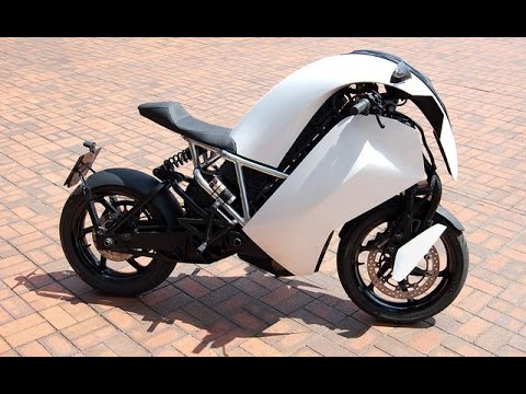 Download 8 Amazing Electric SuperBike HD Mp4 3GP Video and MP3