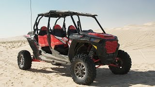 4. Full REVIEW: 2018 Polaris RZR XP 4 1000 Turbo DYNAMIX Edition
