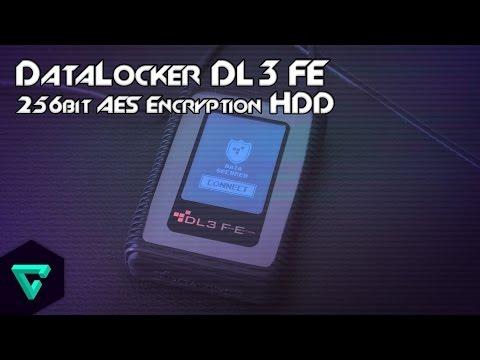 DataLocker DL3 FIPS Edition - Unboxing & Review [HD] [M]