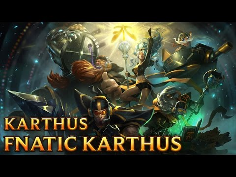 Fnatic Karthus