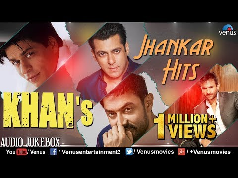 Video KHAN'S - Jhankar Hits | 90's Romantic Love Songs | Jhankar Beats Songs | JUKEBOX | Hindi Love Songs download in MP3, 3GP, MP4, WEBM, AVI, FLV January 2017
