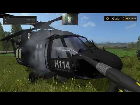 UH-60 Blackhawk – Helicopter – Lambo-Mods v2