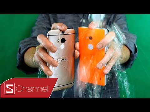 HTC One M8 và Lumia 930 thực hiện ICE BUCKET CHALLENGE đáp lại Galaxy S5