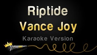 Video Vance Joy - Riptide (Karaoke Version) MP3, 3GP, MP4, WEBM, AVI, FLV Maret 2018