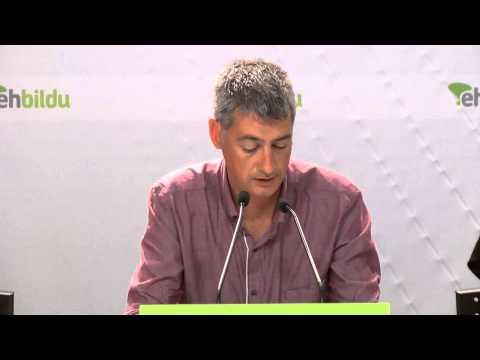 Parlamentarios y @EHBilduHondar: Es vergonzoso el apoyo del GV al alarde discriminatorio