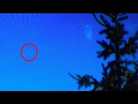 Crazy UFO Video Filmed in Colorado!