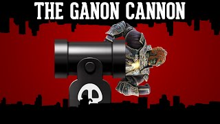 At our Chicago Smash monthly… the Ganon Cannon.