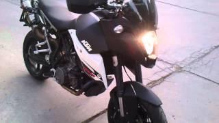 10. KTM SM-T Akrapovic Titan Slip-on without db-Killer